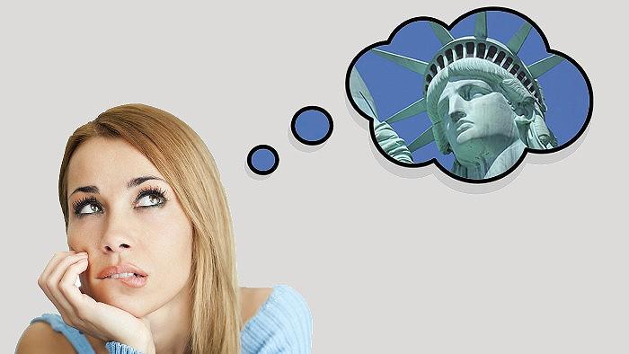 Le sujet atteint de new-yorkite pense sans cesse à New York...