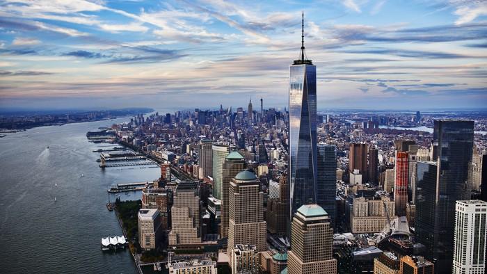 L'observatoire du One World Trade Center ouvrira au printemps 2015 !