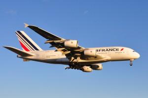 Un vol New York-Paris d'Air France se pose à Manchester