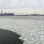 Vague de froid intense à New York