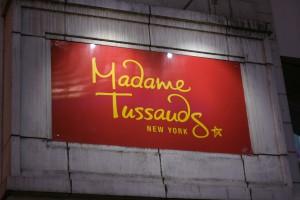 Madame Tussauds a ouvert à New York en 2000.