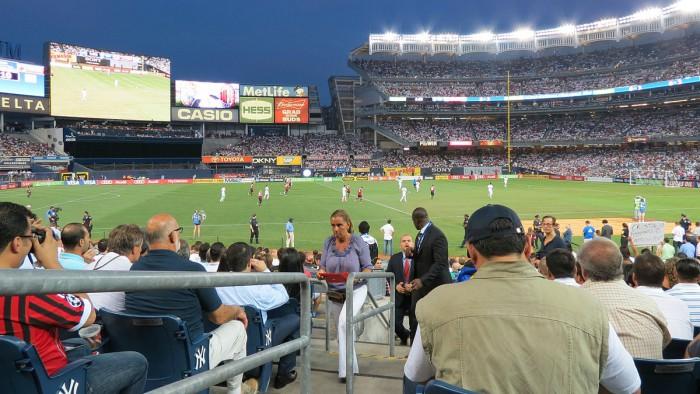 New York City FC au Yankee Stadium