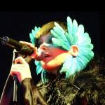 Björk entre au MoMA de New York