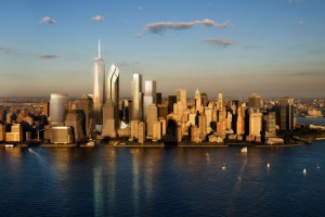 Une nouvelle tour rejoint le World Trade Center