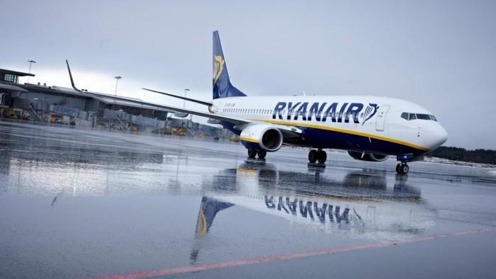 Les vols pour New York de Ryanair resteront cloués au sol. (Photo Ryanair)