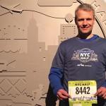 Notre coureur officiel sur le semi-marathon de New York
