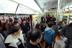 Le métro de New York bat ses records