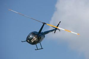 Apprenez à piloter un hélicoptère à New York !