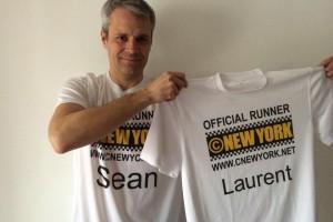 New York participe au marathon de Paris !