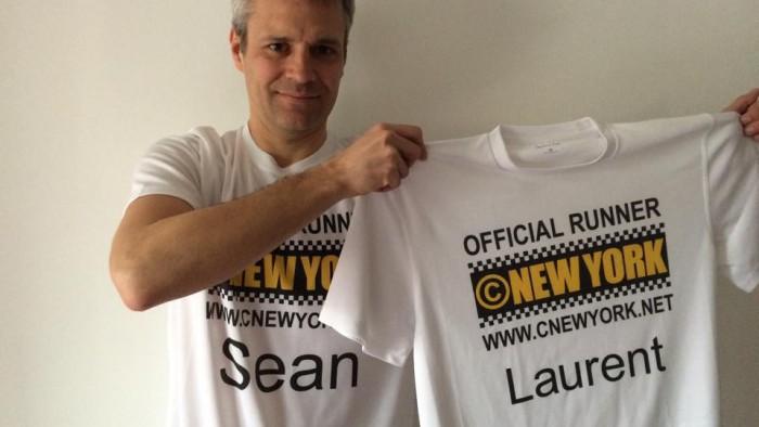 Sean vous présente les t-shirts officiels !