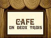 Café Un Deux Trois