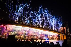 Un spectacle magique ! (Photo  Dan Nguyen)