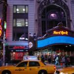 Forfait au Hard Rock Cafe New York