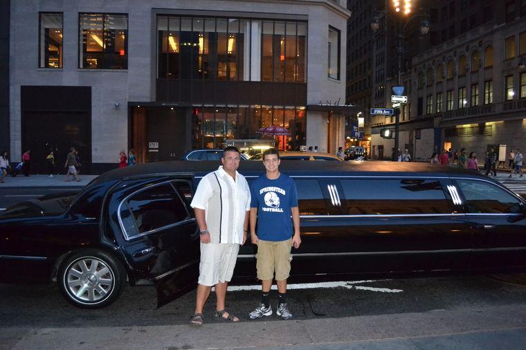 Tour en Limousine à New York