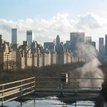 New York depuis le toit du Metropolitan Museum