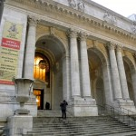 La New York Public Library prend l'air