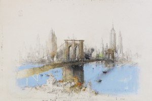 New York en aquarelles