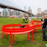 Le Brooklyn Bridge Park touche à tout