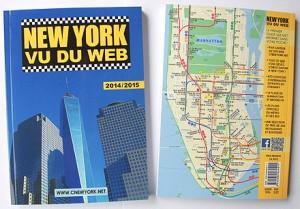 La 2ème édition de New York vu du Web.
