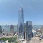 La construction de la One World Trade Center en time-lapse