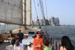 J'ai testé pour vous… une croisière en voilier à New York