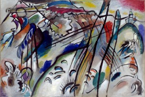 Kandinsky, tsar du Guggenheim de New York
