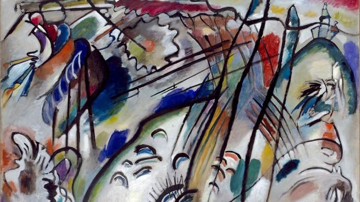 """Improvisation 28"", de Vassily Kandinsky."