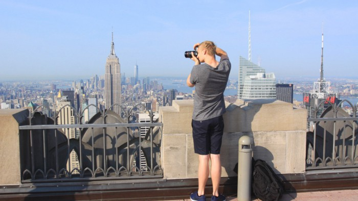 Le Top of the Rock plaira aux photographes ! (Photo Didier Forray)