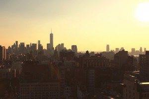 New York bat un record de chaleur