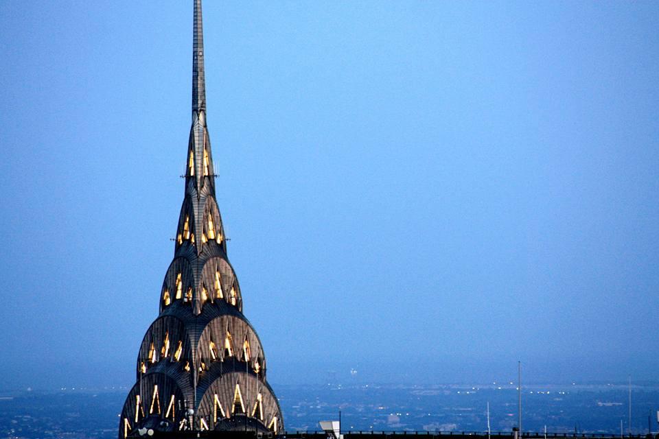 Chrysler Building 224 New York 169 New York