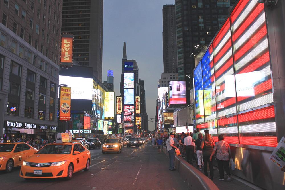 rencontres en ligne à New York