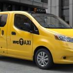 New York accueille les nouveaux taxis Nissan