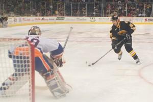 Assistez à un match de hockey sur glace à New York