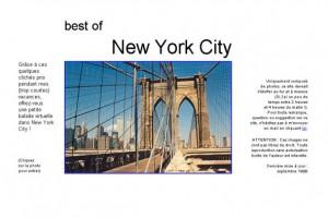 Le site ©New York fête ses 16 ans