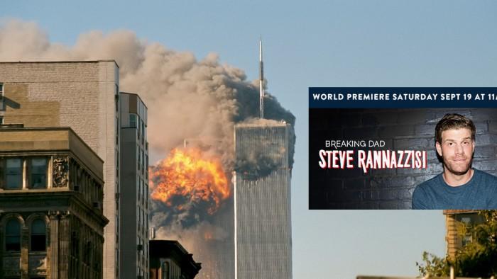 Steve Rannazzisi n'était pas dans la tour Sud le 11/9... (Photo Robert J. Fisch)