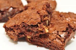 D'irrésistibles brownies !