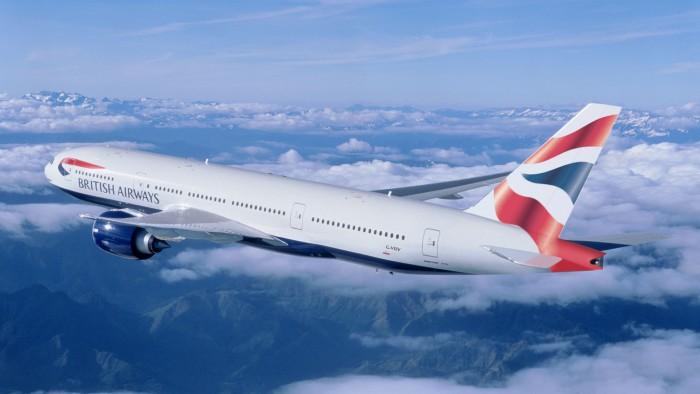 Boeing 777 de British Airways