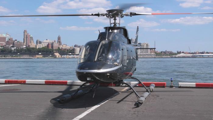 Tour en hélicoptère à New York