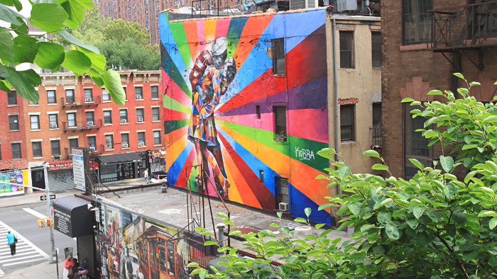La High Line de New York