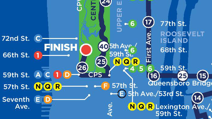 Prêt(e) pour avaler l'asphalte new-yorkais ?
