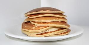Une pile de pancakes !