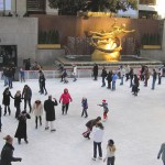 La patinoire du Rockefeller Center ouvre ses portes