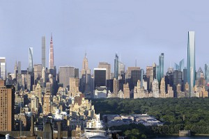 Les deux buildings qui vont changer le visage de New York