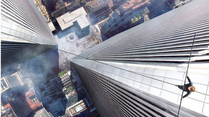 Affiche du film The Walk
