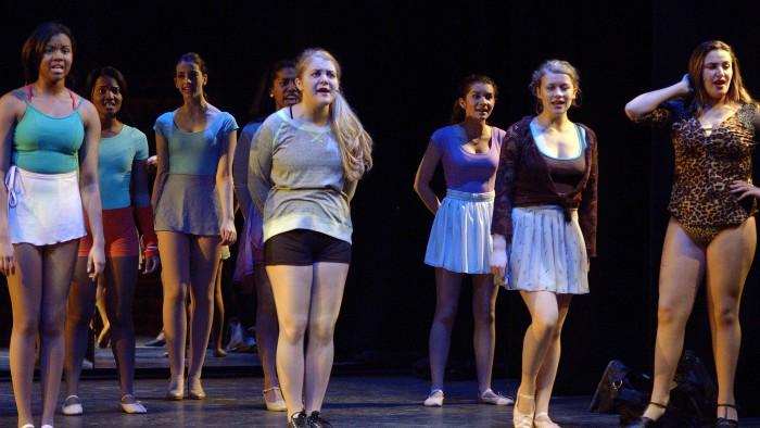 Répétition sur Broadway. (Photo  Steven Pisano)
