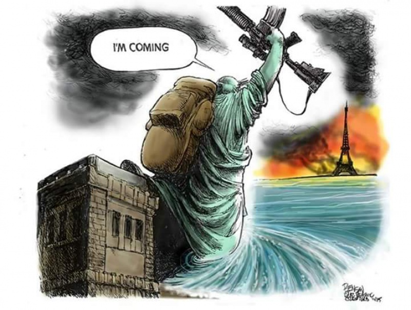 La Liberté à la rescousse
