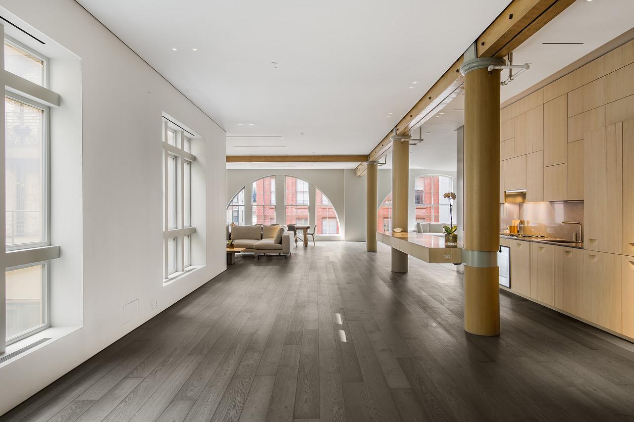 L 39 appartement le plus fou de soho est vendre new york - Appartement new york a vendre ...