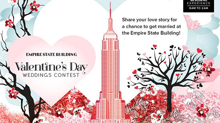 Le concours est déjà ouvert pour la Saint Valentin 2016 !