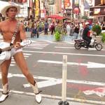 Combien gagne le Naked Cowboy de Times Square ?