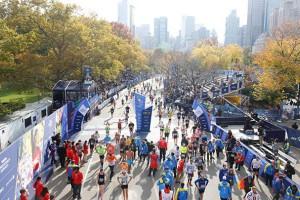 Les résultats du marathon de New York 2016